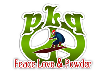 PLP Custom Powder Snowboards