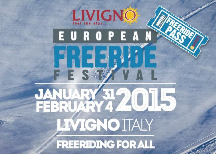 European Freeride Festival - Shop