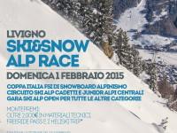 Ski Snow-Alp Race European Freeride Festival